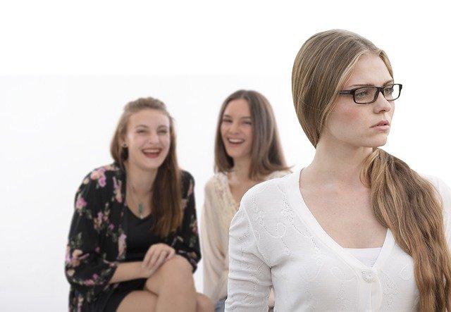 Woman Bullying Mocking Harassment  - Tumisu / Pixabay