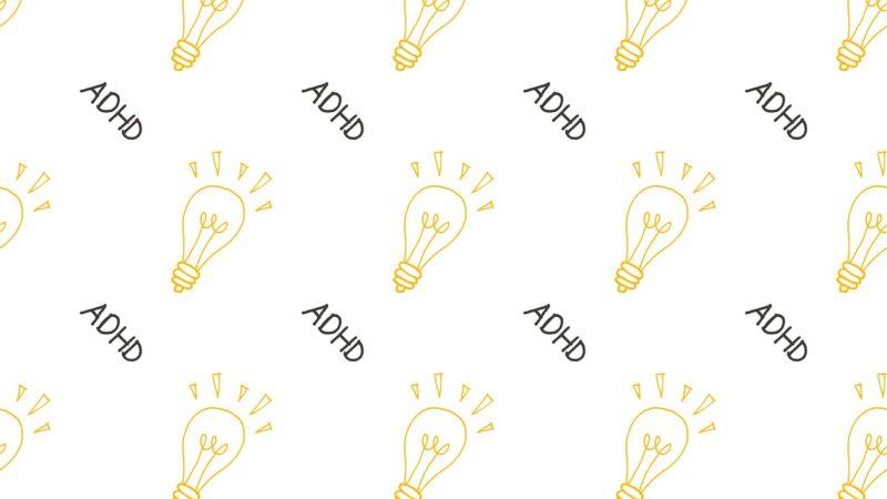 Light Bulb Adhd Background Pattern  - chenspec / Pixabay